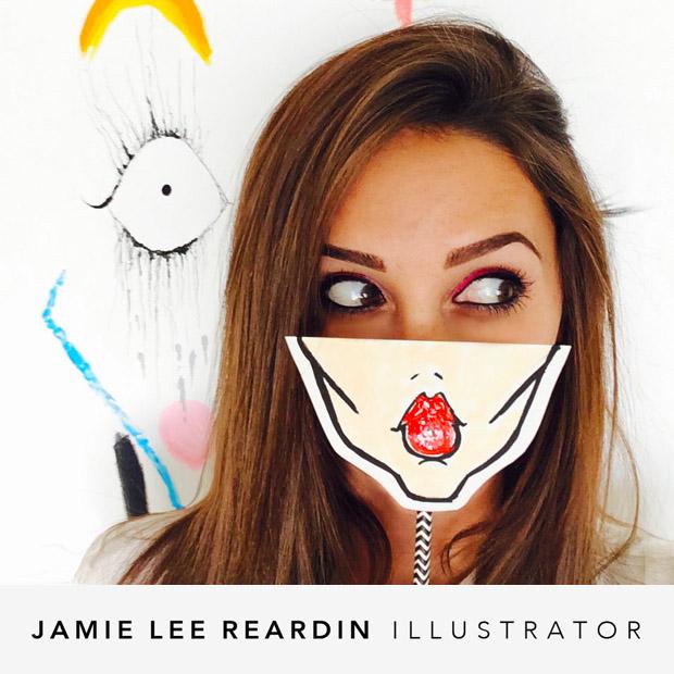 Jamie Lee Reardin Glossybox