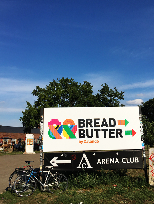 Bread and Butter 2016 Berlin