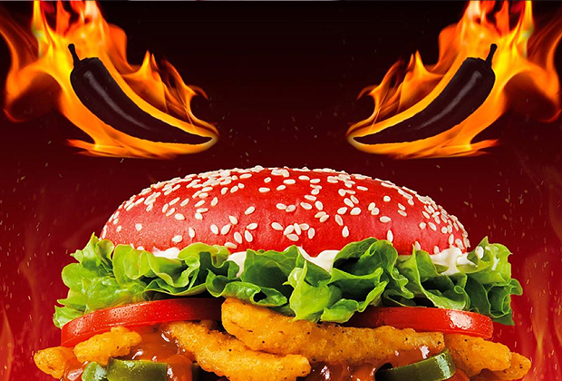 angriest whopper burger