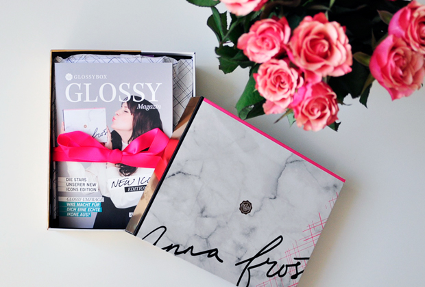 Glossybox Anna Frost