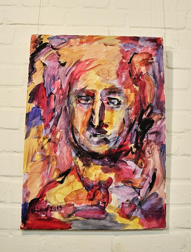 Kunst Flucht Syrien