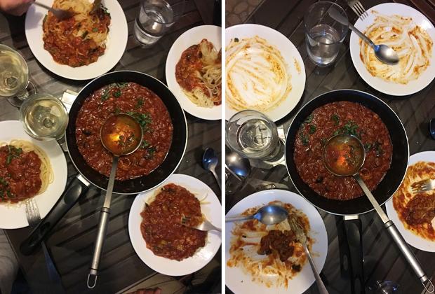 Malaga Urlaub Essen