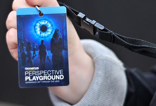 Olympus Perspective Playground