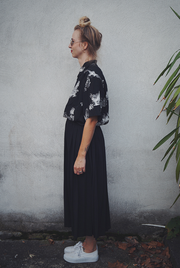 Oma Klara Vintage Mode