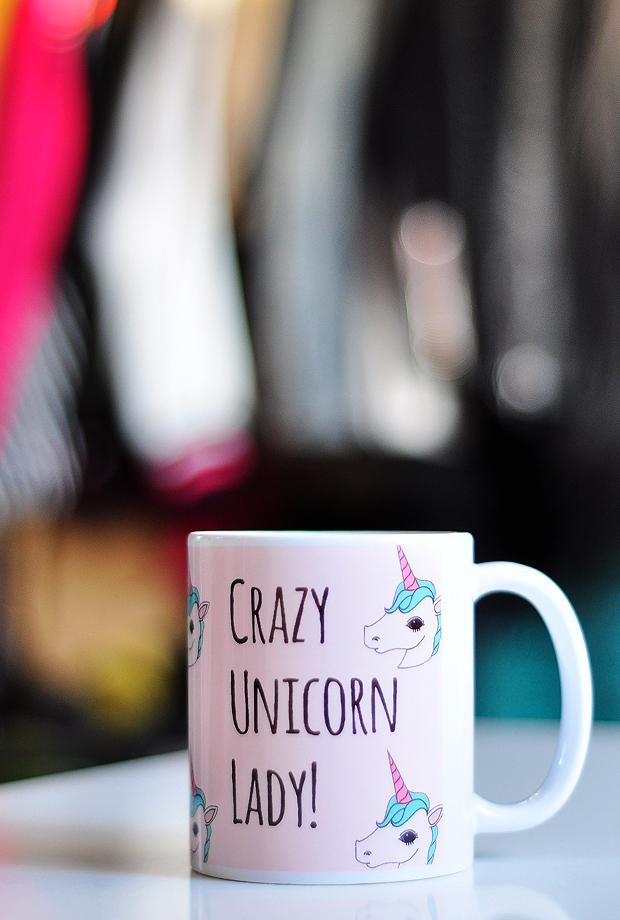 Crazy Unicorn Lady