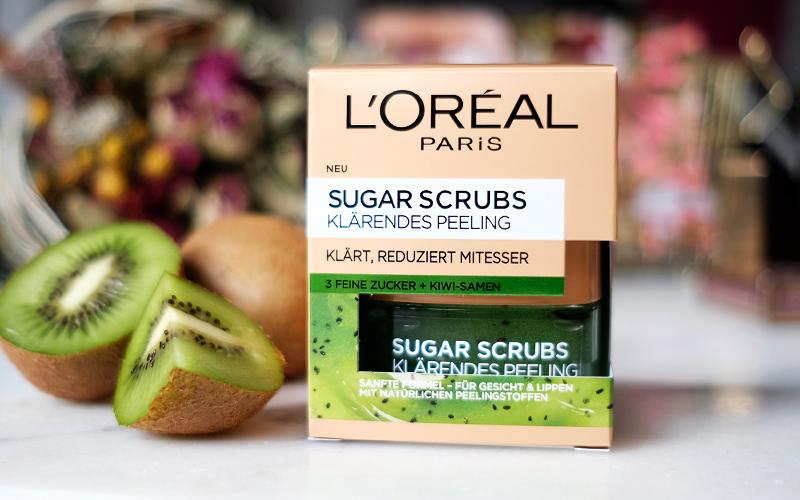 L'Oreal Sugar Scrubs