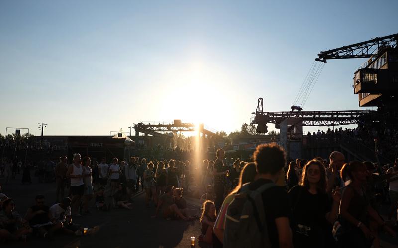 Melt Festival 2018